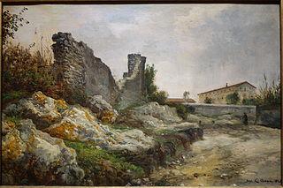 The Ruins (near St. Paul's, Rome)