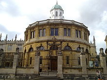 The Sheldonian from across Broad Street.jpg