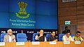 The Union Minister for Finance and Corporate Affairs, Shri Arun Jaitley addressing a press conference, in New Delhi (1).jpg