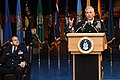 The Vice Chief of Staff of the U.S. Army Gen. John F. Campbell, right, addresses the audience during the retirement ceremony of Air Force Maj. Gen. Timothy A. Byers, left, the Civil Engineer, Headquarters U.S 130621-A-WP504-072.jpg