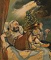The modern Danaë and the golden rain - Frank A. Nankivell '99. LCCN00650823 (cropped).jpg