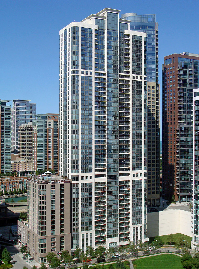 The Shoreham Apartments 400 E South Water St New East Side Yochicago