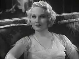 Thelma Todd - Todd as Alison Corning in Corsair (1931)