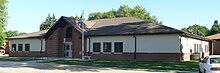 Thomas County, Nebraska courthouse from SE.JPG