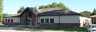 Thomas County, Nebraska - Image: Thomas County, Nebraska courthouse from SE