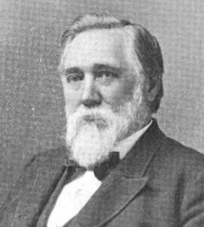Thomas J. Van Alstyne American politician