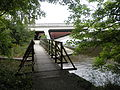 Three bridges at Runnymede.JPG