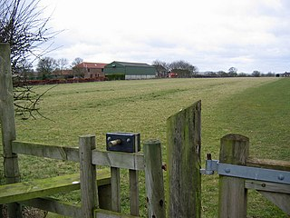 Thwing, East Riding of Yorkshire Village in the East Riding of Yorkshire, England