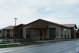 Tillamook Bay Community College - Tillamook, Oregon.JPG