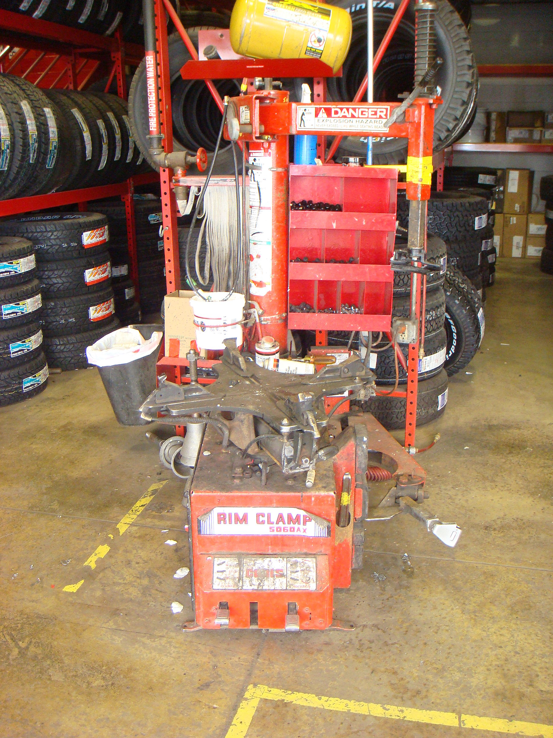 Tire changer - Wikipedia