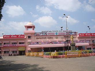 Tirunelveli Junction railway station - Image: Tirunelveli Junction