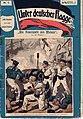 Titelbild Unter deutscher Flagge Band 4 Die Feuertaufe des METEOR publiziert 1911.jpg