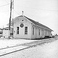 Title- (Missouri Pacific Railroad Station, Devine, Texas) (17612778784).jpg