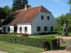 Josip Broz Tito - Tito's birthplace in the village of Kumrovec, Croatia.