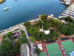 Hoi Sham Island - Hoi Sham Park