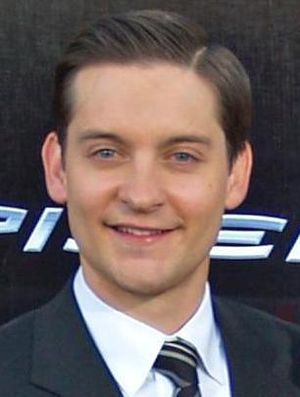 Tobey Maguire Says No to a Mercedes-Benz