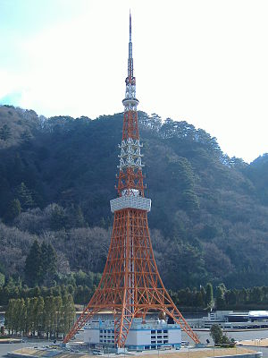 Tobu World Square - Image: Tokyo Tower, in Tobu World Square