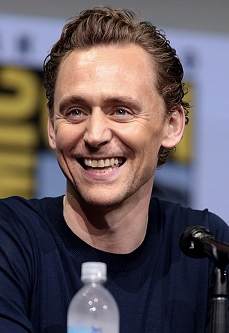 Tom Hiddleston - Hiddleston at the San Diego Comic Con in 2017