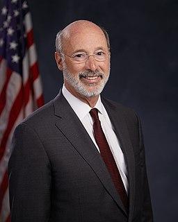 Tom Wolf American politician
