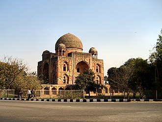 Abdul Rahim Khan-I-Khana - Tomb of Abdul Rahim Khan-I-Khana, Nizamuddin East, Delhi, India