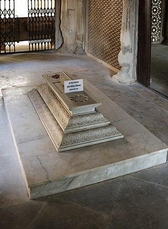 Viqar-ul-Umra - Tomb of Sir Vicar ul-Umra in Hyderabad