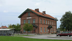 Tomelilla - Railway station