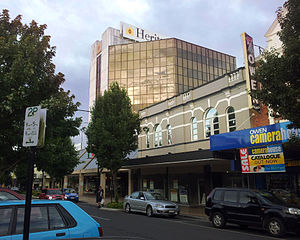 Toowoomba Ruthven Street