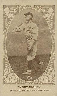 Topper Rigney American baseball player