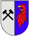 coat of arms of the city of Torgelow