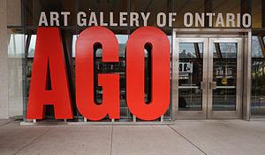 Toronto: Art Gallery of Ontario