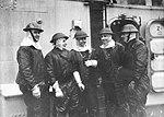 Torpedomen of the light cruiser HMS Jamaica (6105882034).jpg