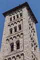 Torre da igrexa parroquial de Sant Pere Martir. Escaldes-Engordany. Andorra 79.jpg