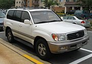 Toyota Land Cruiser (US)