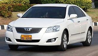 Toyota Camry (XV40) - Asian version