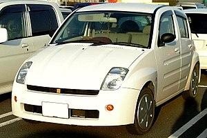 WiLL - Image: Toyota Wi LL Vi
