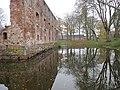 Trøjborg Ruin Moat west.jpg