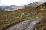File:Track west of Loch Coulavie - geograph.org.uk - 1319073.jpg