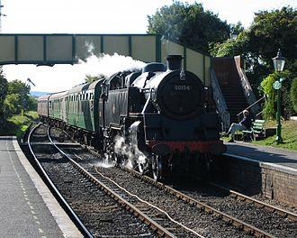 Ropley - Ropley railway station