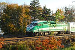 Trainspotting GO train -434 headed by MPI MP-40PH-3C -643 (8123572469).jpg