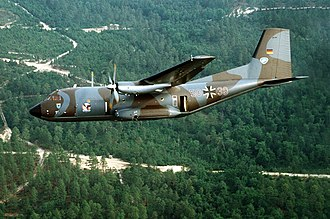 Air Transport Wing 62 - Transall C-160 of Air Transport Wing 62