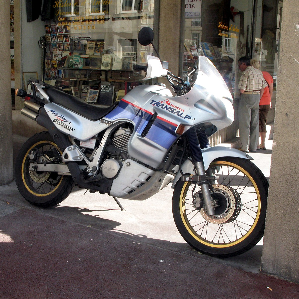 Honda Transalp Wikipedia Motorcycle Repair Forum