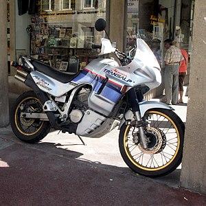 History Of Honda Dual Sport Motorcycles >> Honda Transalp - Wikipedia