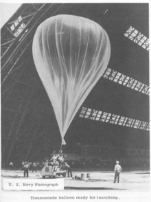 Weather Balloon Wikipedia