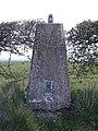 Triangulation Pillar S4751 - geograph.org.uk - 109363.jpg
