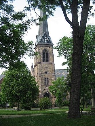 Trinity Episcopal Church (Williamsport, Pennsylvania) - Trinity Episcopal Church (Williamsport, Pennsylvania)