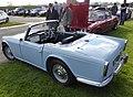 Triumph TR4 (1963) & Triumph Stag (1973) (33027257303).jpg