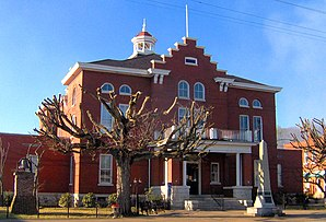Trousdale County Courthouse