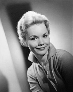 Tuesday Weld ca. 1960.