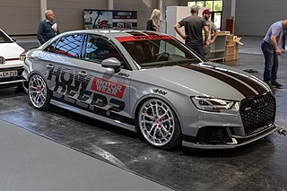 Audi Performance and Racing American automotive engineering and motorsport company