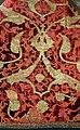 Turchia o italia, piviale in velluto con motivi a racemi, 1510 ca. 02.jpg